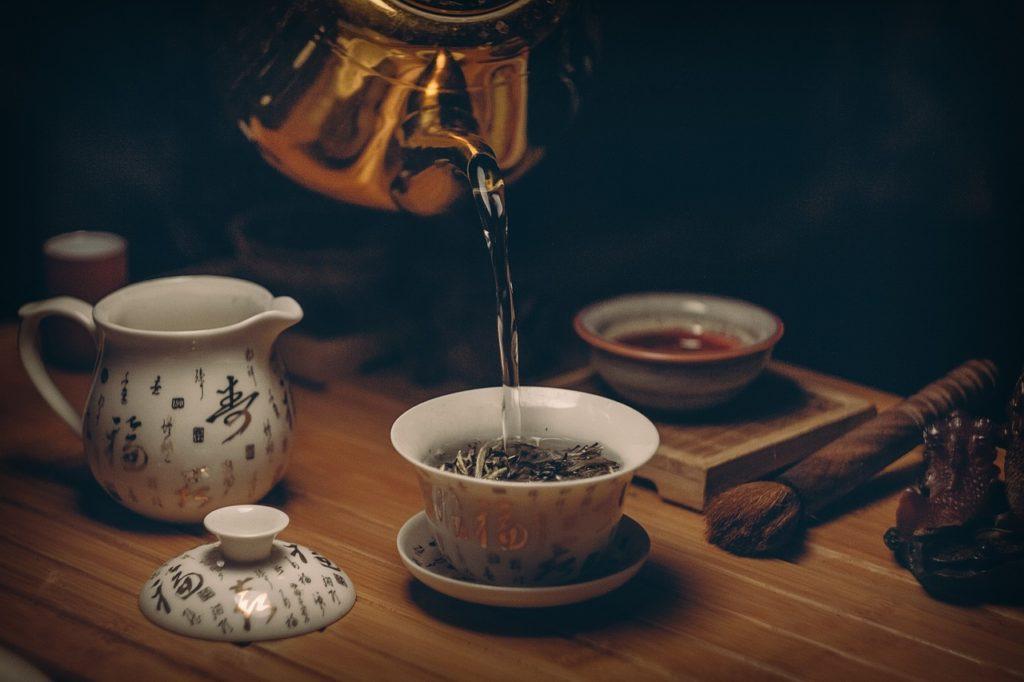 Wie finde ich den richtigen Tee?
